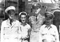 USS BUSH Medical Staff - 1944