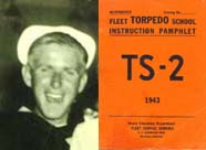 Ken Kalhagen - TM3c and 1943 Torpedo Manual